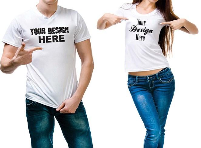Custom t shirts houston galleria silk screen printer for Silk screen tee shirts online